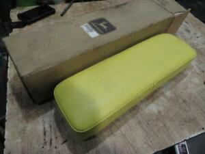 John Deere Nos New 1010 Seat Cashion Back At13223