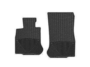 Weathertech All Weather Floor Mats For Bmw 6 Series 2012 2019 1st Row Black