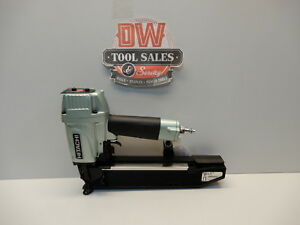 Hitachi Wide Crown Stapler 16 Gauge 2 factory Reconditioned