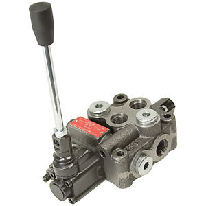1 Spool 8 Gpm Prince Mb11b5c1 Double Acting Hydraulic Valve 9 7861