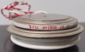 Psi Technologies H 1600 10 St Phase Control Scr Puck Diode Power Thyristor