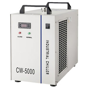 220vs a Cw 5000ai Industrial Water Chiller For 5w 10w Solid state Laser Cooling