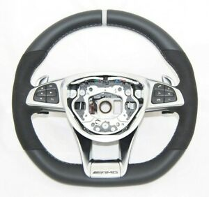 New Genuine Mercedes Benz Amg W166 C292 M117 W176 W218 R231 R172 Steering Wheel