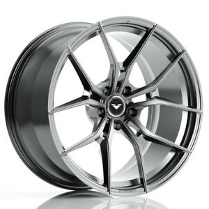 20 Vorsteiner Vfn511 Forged Concave Wheels Rims Fits Ford Mustang Shelby