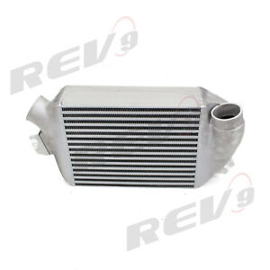 Rev9 15 18 Impreza Wrx Top Mount Upgraded Intercooler Kit Turbo Bolt On Fa20