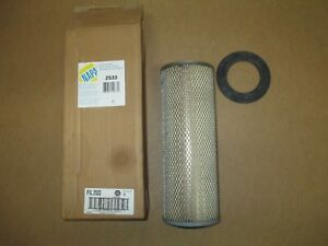 Napa Fil 2533 Air Filter New Holland Ford Tractor 3930 4610 4630 5030 5610 K6