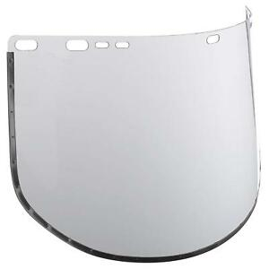 Qty 24 Jackson Safety F30 Acetate Face Shield 29079 9 X 15 5 Clear