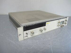 Hp 5328a Universal Counter W opt 010 040