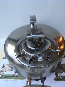The Surge Cow Or Dairy Milker Stainless Steel Babson Brothers Co w C Pulsator