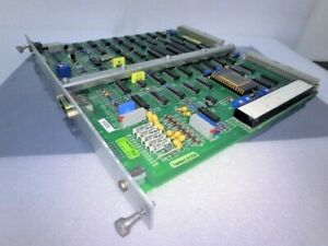 Kongsberg Autronica Glk 90b Data Acquisition Board 7258 002 003 used 5844
