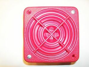 New In Box Federal Signal Selectone 50d 024r Speaker Red