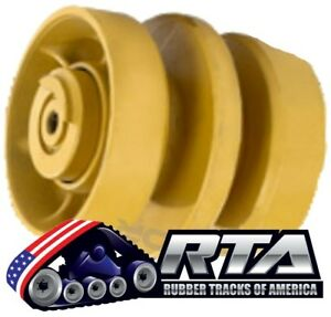 One Middle Bottom Roller Fits Cat 279c 279c2 279d 3041890 Free Shipping