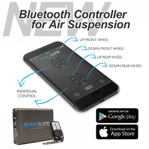 New Air Ride Suspension Bluetooth Controller Control Wireless Mobile Best Price