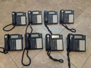 Complete Esi 50 Business Phone System With 8 48 Key Digital Phones