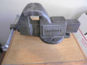Vintage Columbian 503 1 2 Bench Vise 3 1 2 Jaws Made In Usa