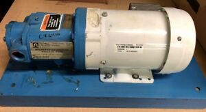 Tuthill Ml21 00000001 Magnetically Coupled Process Pump Washdown Duty Motor