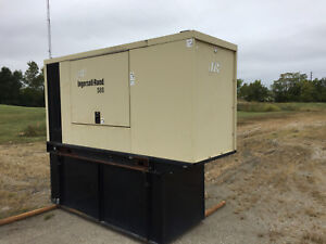 Ingersoll 49 Kw Diesel Generator John Deere Engine Single Or 3 Phase