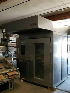Hobart Double Rack Oven
