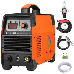 Plasma Cutter 40a 220v Electric Dc Inverter Air Cutting Machine Cut40 Metal