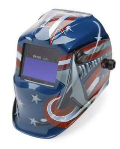 Lincoln Electric Viking 1840 All American Welding Helmet With 4c Lens