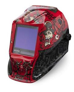 Lincoln Electric Viking 3350 Mojo Welding Helmet With 4c Lens Technology
