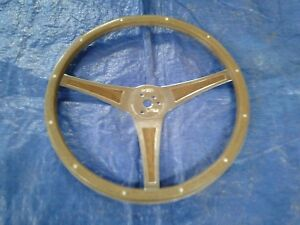 1932 37 40 50 Chevrolet Ford The 500 Performance Product Wooden Steering Wheel
