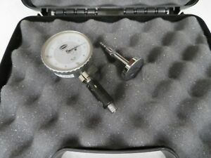 Diatest Set Split Anvil Dial Blind Bore Gage 053 1 32 1 37 Nb48