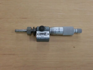 Mitutoyo Micrometer With Digital Readout 4977