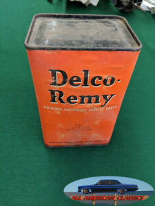 Nos 1948 52 Gmc Chevrolet Pickup Truck Voltage Regulator 1118303 Delco Remy