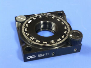 Newport Rsa 1t Rotation Stage Rotary Mount For 1 Optics