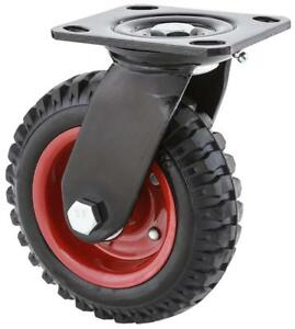 Steelex D2580 Swivel Heavy Duty Industrial Wheel 6 1 4 inch