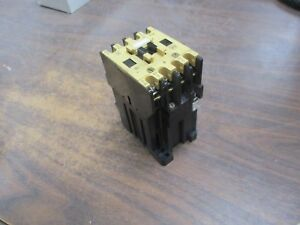 Allen bradley Contactor 100 a18nz 3 24vdc Coil 18a 600v Used