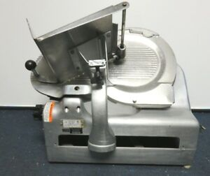 Berkel Meat cheese Deli Slicer Model 909 1 Good Working