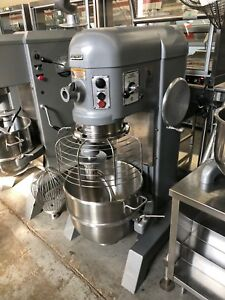 Hobart H600t Late Model 60 Quart Mixer With Timer And Bowl Guard Refurbished