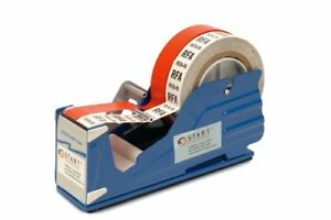 Start International Sl7326 Multi Roll Manual Tape Dispenser With Baked Enamel