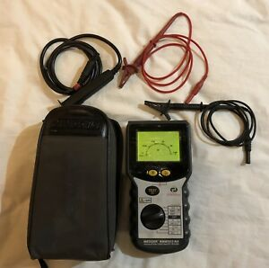 Megger Bmm503 na Analog digital Insulation Tester Multimeter Leads