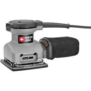 Porter Cable 380 14 Sheet Orbital Finish Palm Sander