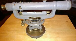 David White Vintage Surveying Instrumention Equipment