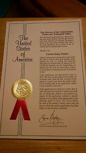 United States Patent For Sale Patent No us 6 557 611 B1 Security Window Screen