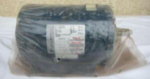 Franklin Electric Motor Model 1303930400 1 1 2 Hp 3450 Rpm Thermal Protected New