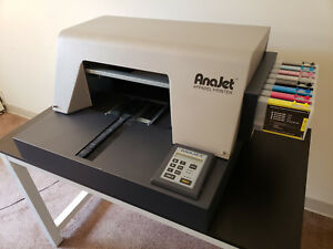 Anajet Fp125 Refurbished Dtg Direct To Garment T Shirt Textile Printer