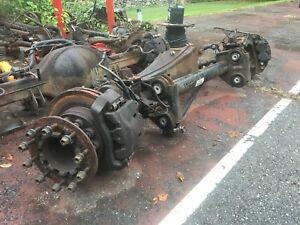 2008 Ford F550 2wd Front Straight Axle Assembly