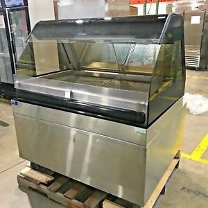 Alto shaam Ed2 48p 48 Heated Self Service Display Case chicken Warmer