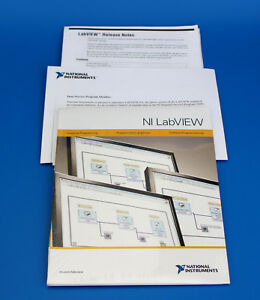 New National Instruments Ni Labview 8 6 Development Platform For Vista xp 2000