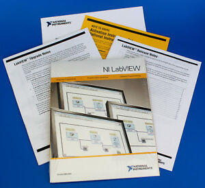 New National Instruments Ni Labview 8 6 1 Platform Dvd For Windows Vista xp 2000