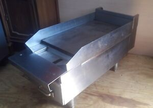 Southbend Platinum P16n t Heavy Duty Gas Griddle Counter Top
