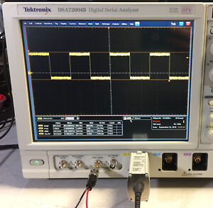 Tektronix P7330 Differential Probe 3 5ghz With Tekconnect Interface
