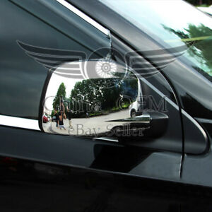 For 2013 2014 2015 2016 2017 2018 Dodge Journey Chrome Mirror Covers