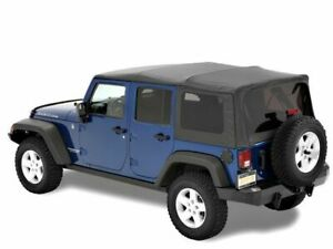 Fits 2007 2017 Jeep Wrangler Soft Top Bestop 68873yq 2014 2013 2012 2008 2009 20