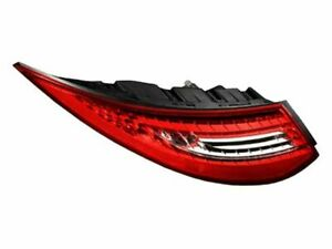 For 2009 2013 Porsche 911 Tail Light Lens Left 13531tr 2010 2011 2012 997